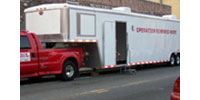 ORH Medical Trailer